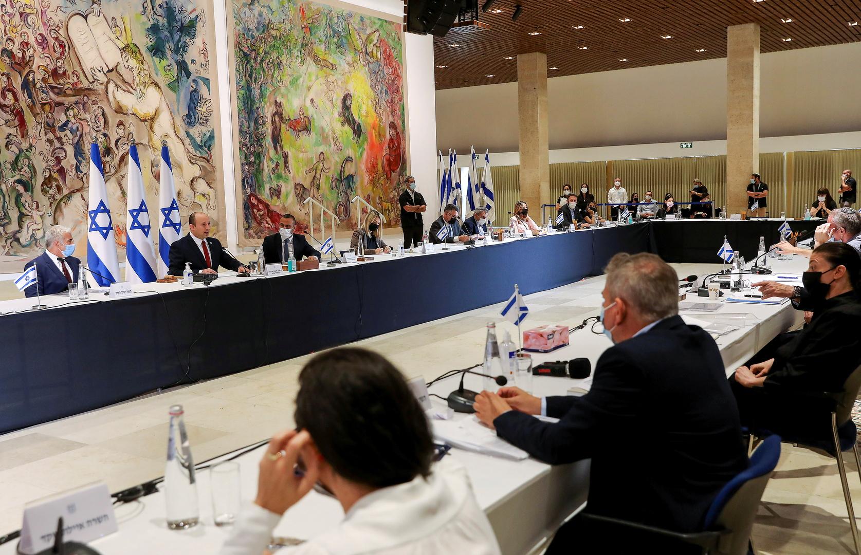 للمرة الأولى منذ 3 سنوات.. الحكومة الإسرائيلية تصدق على ميزانية الدولة