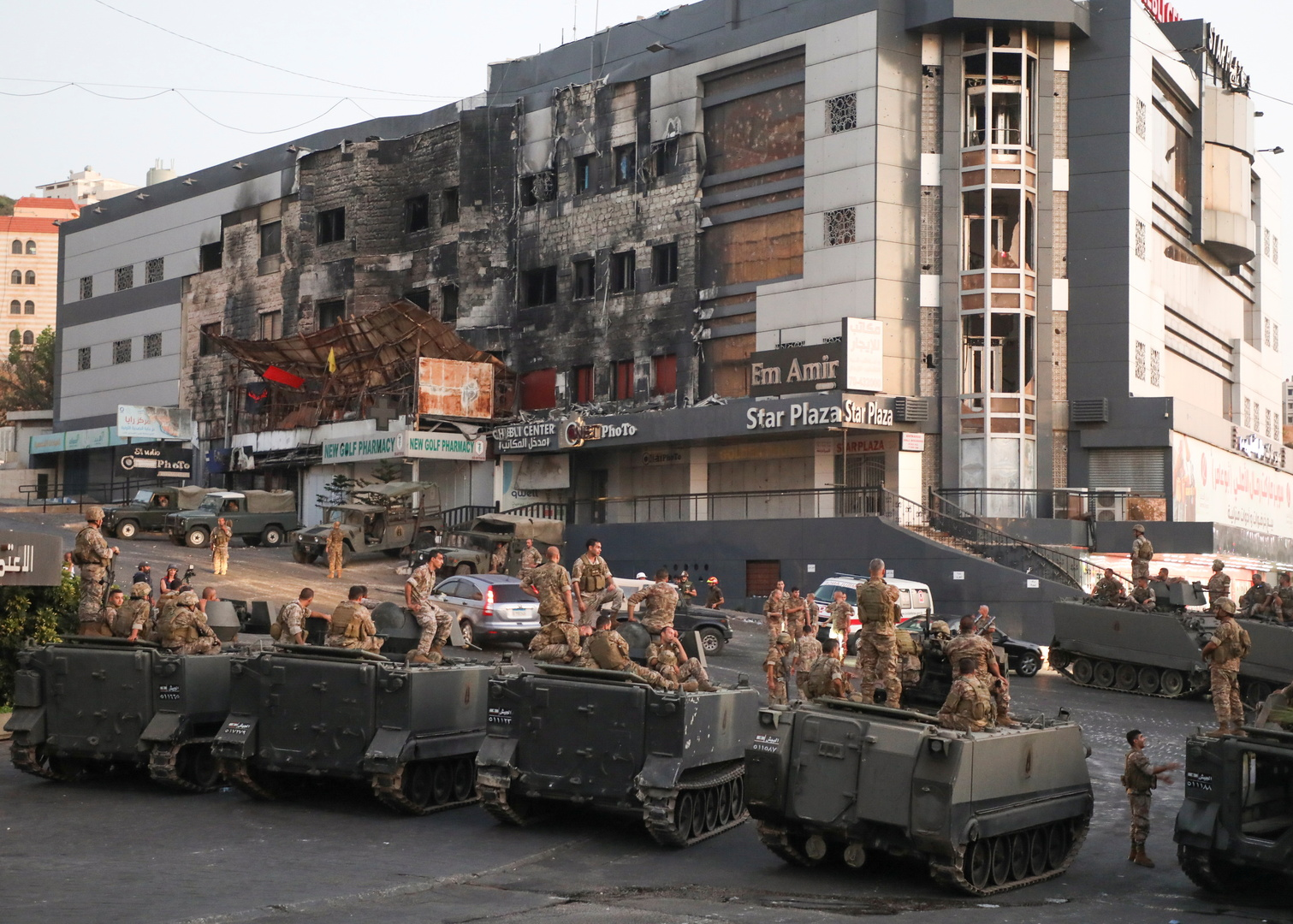 الجيش اللبناني يعلن القبض على أحد المتورطين بأحداث خلدة