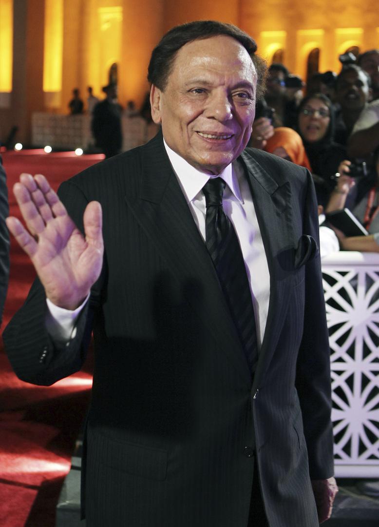 الممثل المصري الشهير عادل إمام