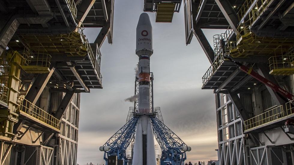 دفعة جديدة من أقمار OneWeb تطلق بصاروخ روسي الشهر الجاري