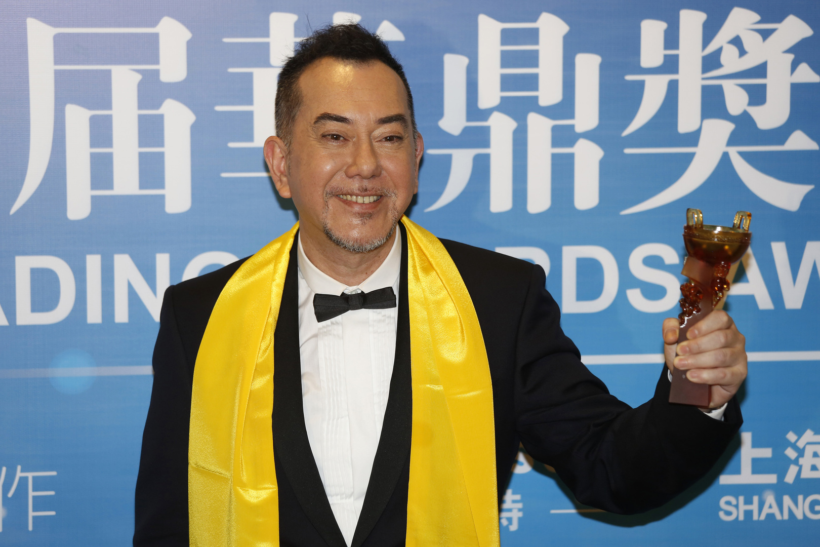 انتوني وونغ، مغني وناشط في هونغ كونغ