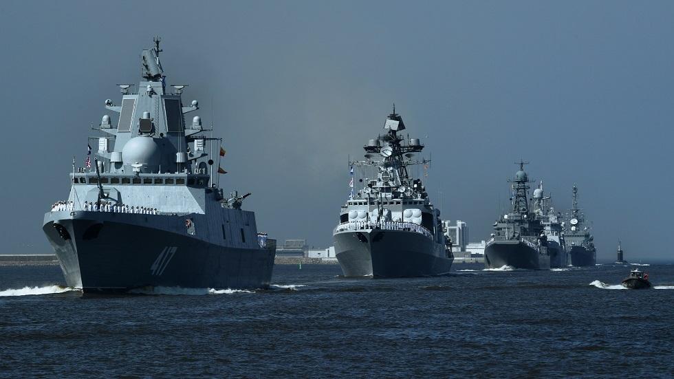 روسيا تخطط لإنتاج جيل جديد من السفن العسكرية الصاروخية