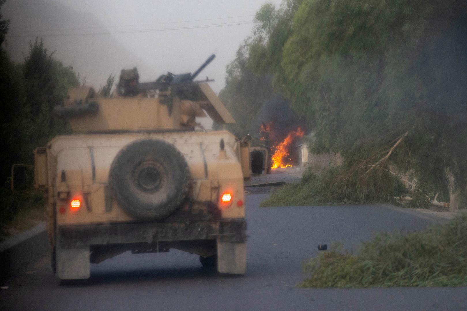 الولايات المتحدة وبريطانيا تتهمان طالبان بقتل مدنيين في سبين بولداك
