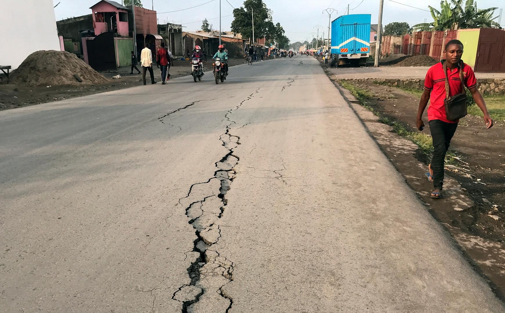 مصرع 33 شخصا حرقا إثر حادث سير في الكونغو