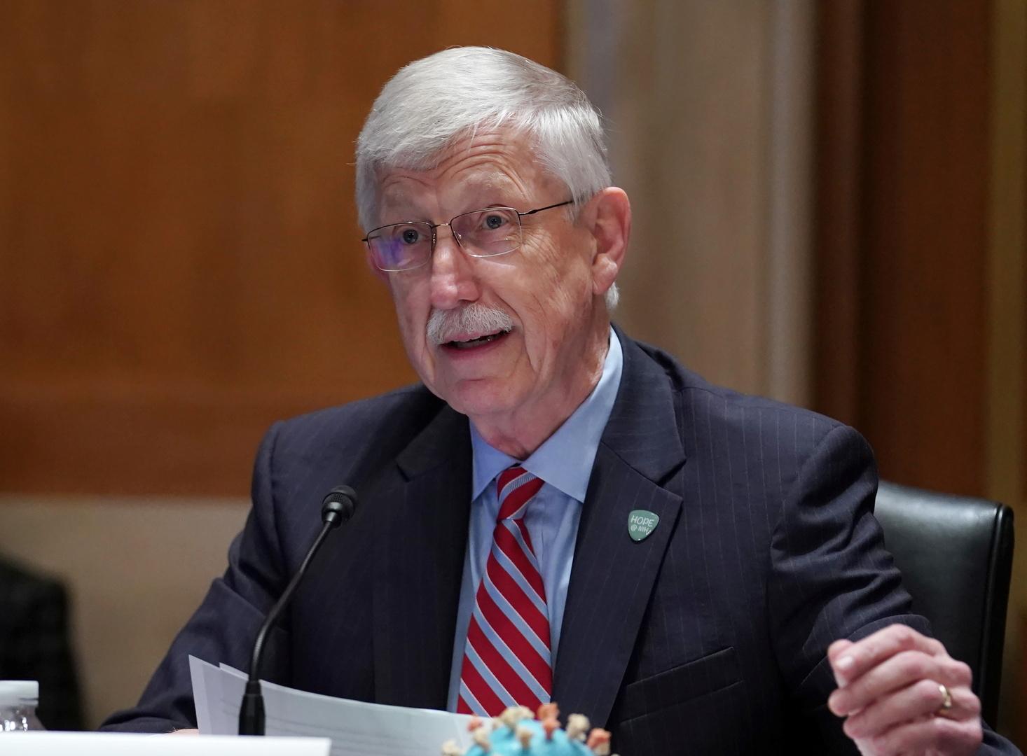 فرانسيس كولينز، مدير المعاهد الوطنية الأمريكية للصحة