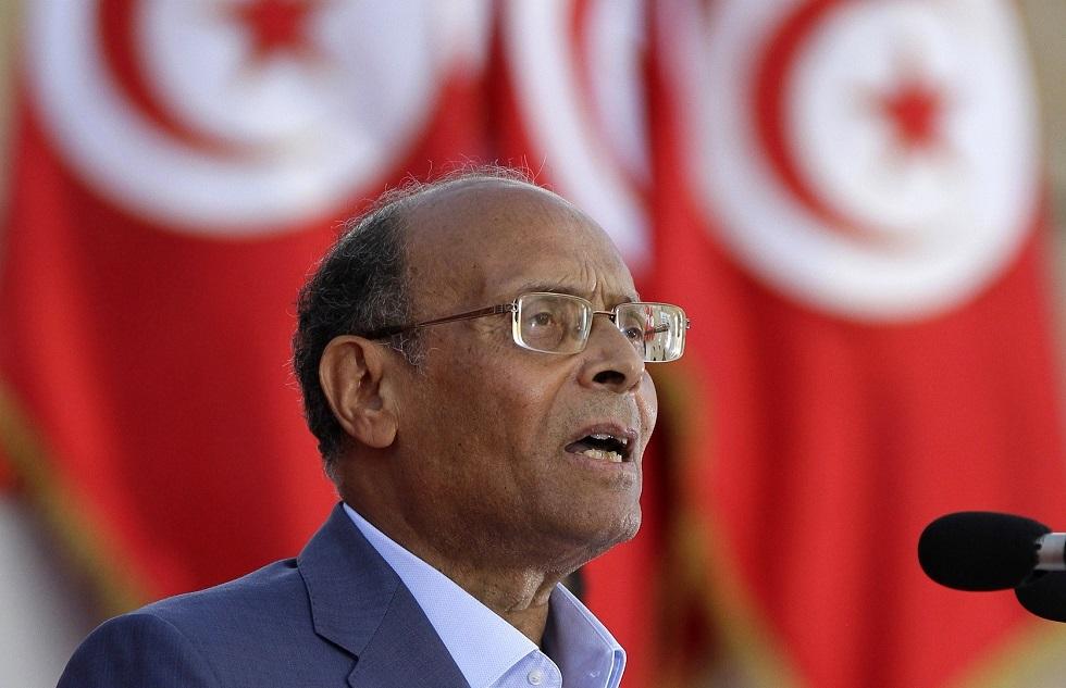 المرزوقي: إذا استمرت الأزمة في تونس سيصبح مصيرنا كالليبيين