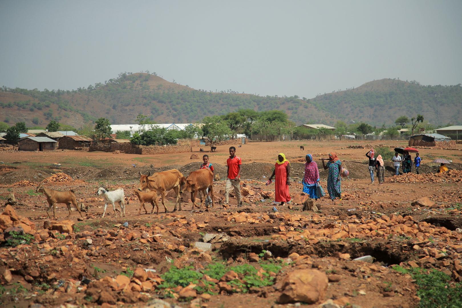 العثور على جثث بشرية في نهر فاصل بين إثيوبيا والسودان