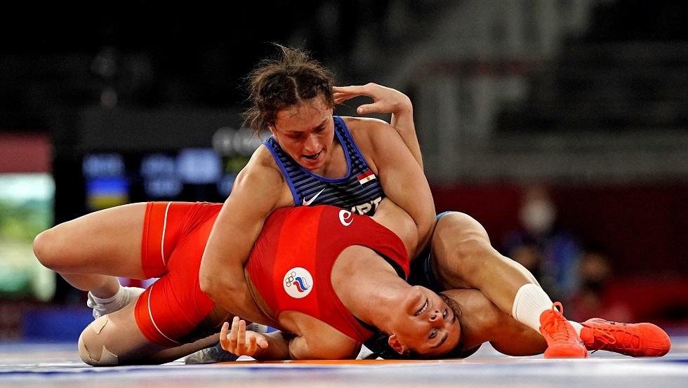 المصرية سمر حمزة تعتزل بعد خروجها من أولمبياد طوكيو