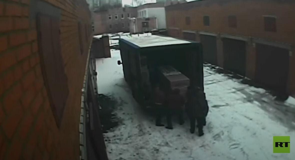 الاستخبارات الروسية تعتقل مواطنا أوكرانيا حاول تهريب أجهزة عسكرية من روسيا لبلاده