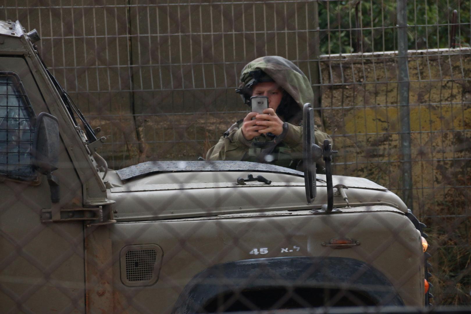 قائد عسكري إسرائيلي: العدو موجود خلف الحدود ونحن نستعد للمواجهة المقبلة معه