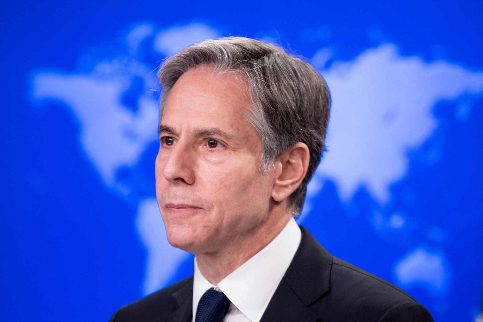 بلينكن: برنامج اللجوء الأمريكي الجديد للأفغان يواجه مشاكل كبيرة