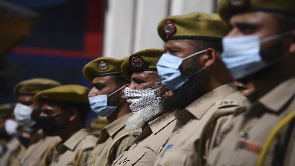 الشرطة الهندية - أرشيف