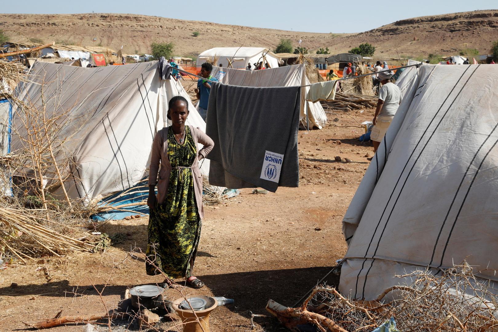 السودان.. استمرار تدفق اللاجئين من إثيوبيا