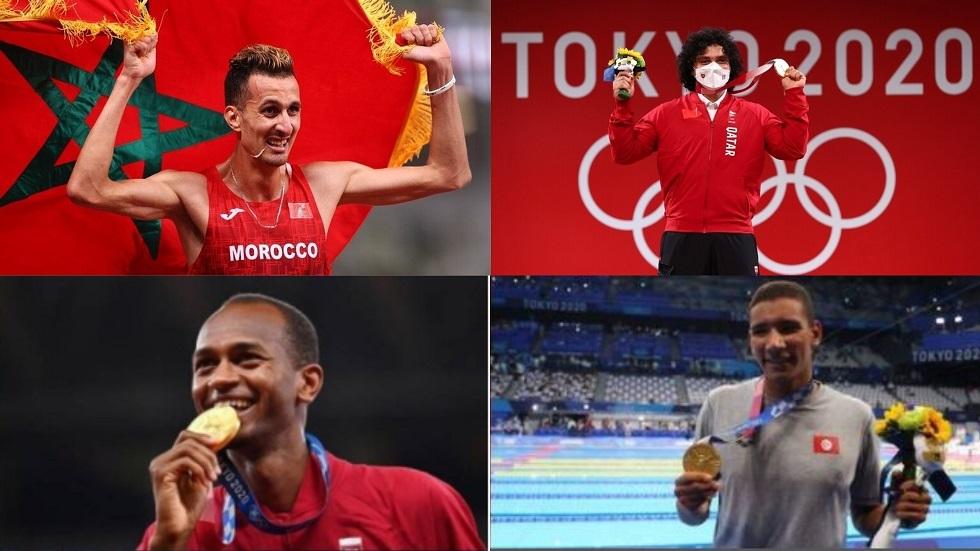 المغرب يلحق بمصر.. أكثر الدول العربية تتويجا بالذهب في تاريخ الأولمبياد