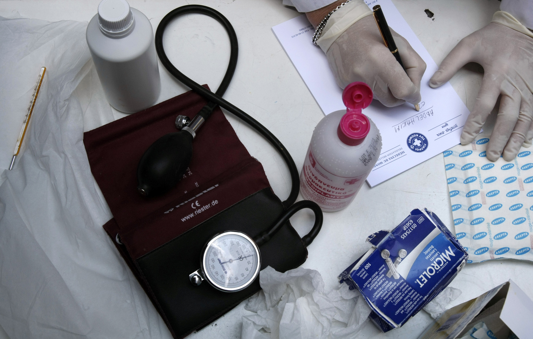 قانون جديد في المغرب يلزم الأطباء بكتابة وصفاتهم العلاجية بخط واضح