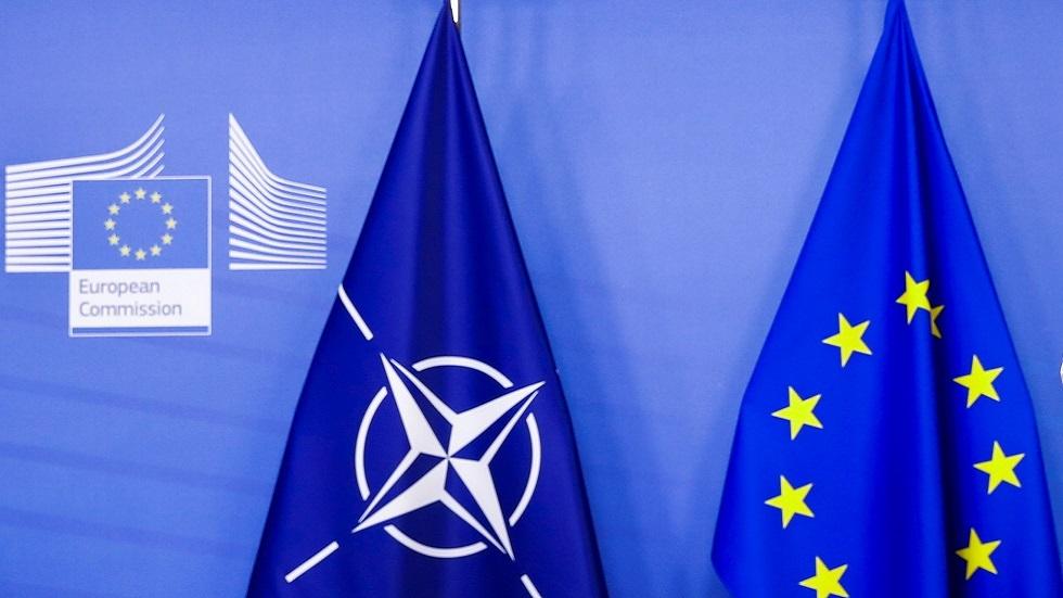 الناتو والاتحاد الأوروبي يدينان الهجوم على ناقلة النفط الإسرائيلية في بحر العرب