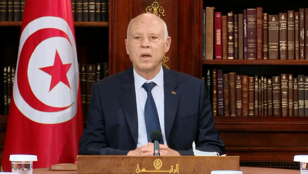 سعيّد يصدر أمرا بإنهاء مهام سفير تونس في واشنطن