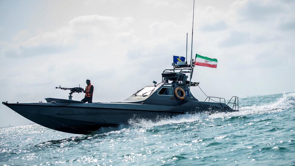الحرس الثوري الإيراني - أرشيف -