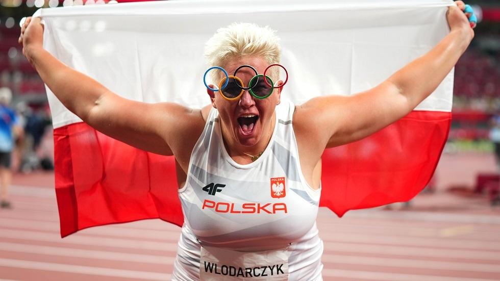 فلودارتشيك أول امرأة في التاريخ تفوز بـ3 ميداليات ذهبية أولمبية