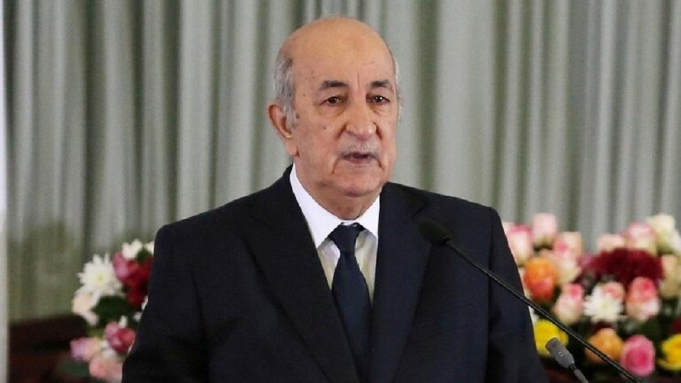 الرئيس الجزائري ينهي مهام قائد الدرك الوطني