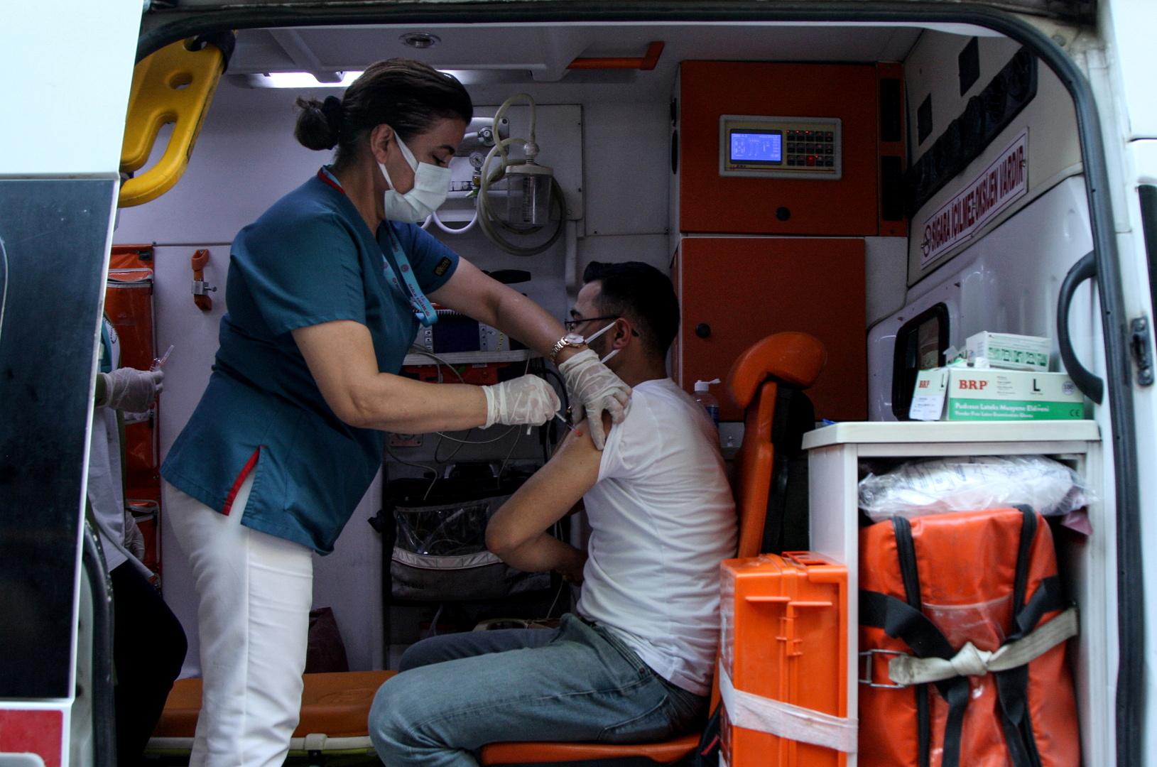 تركيا تسجل أعلى حصيلة إصابات يومية بكورونا في 3 أشهر