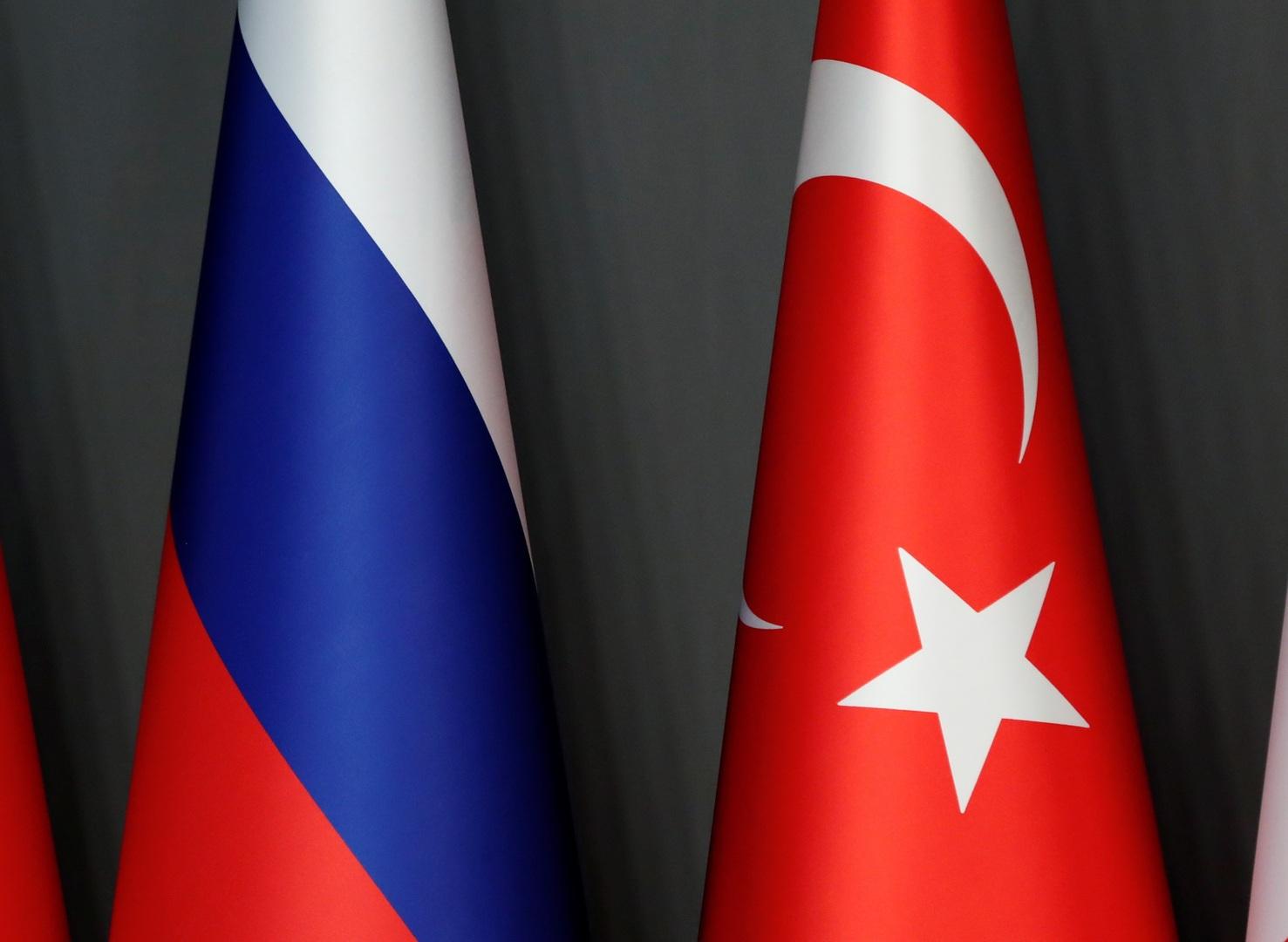 روسيا وتركيا تبحثان الوضع في سوريا وليبيا
