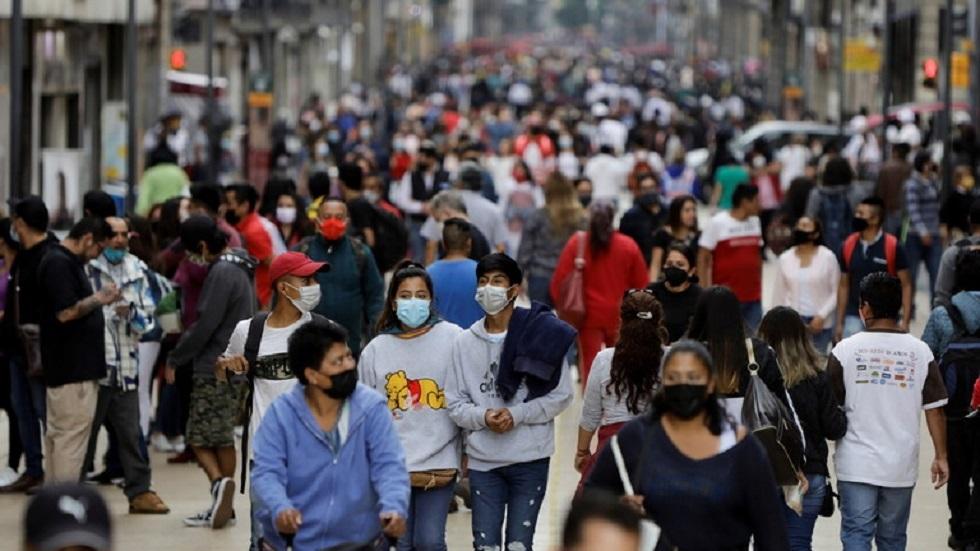 المكسيك تسجل 20685 إصابة و611 وفاة جديدة بكورونا