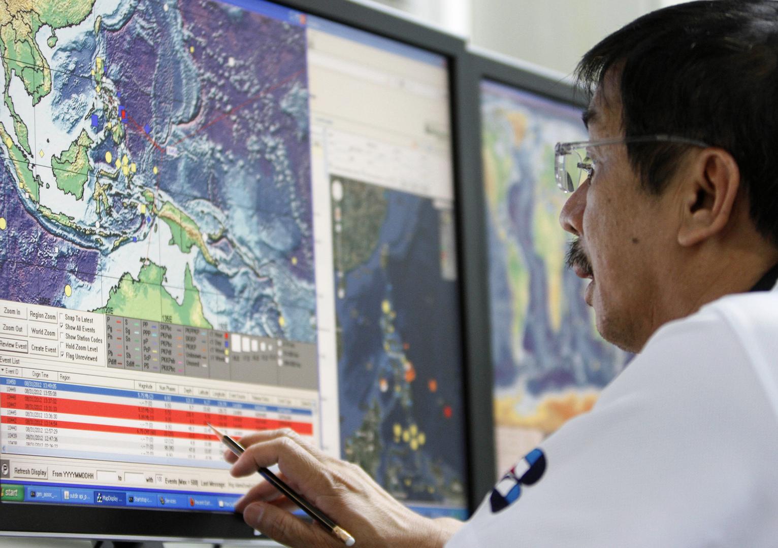 هزة أرضية بقوة 5.8 درجة تضرب ساحل اليابان