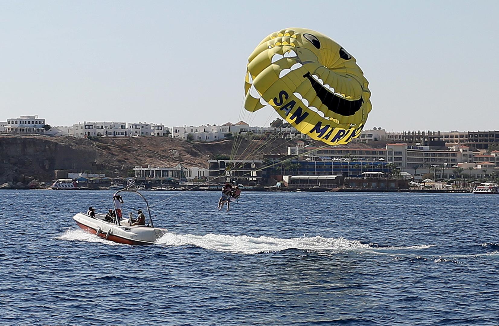 خلال شهرين.. أكثر من 70 ألف إسرائيلي زاروا شواطئ سيناء المصرية