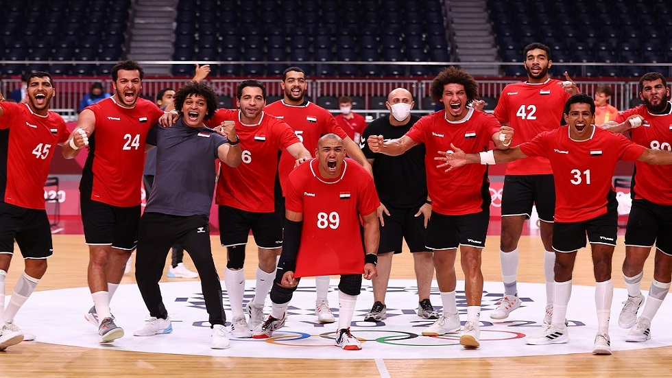 موعد موقعة مصر وفرنسا في نصف نهائي أولمبياد طوكيو
