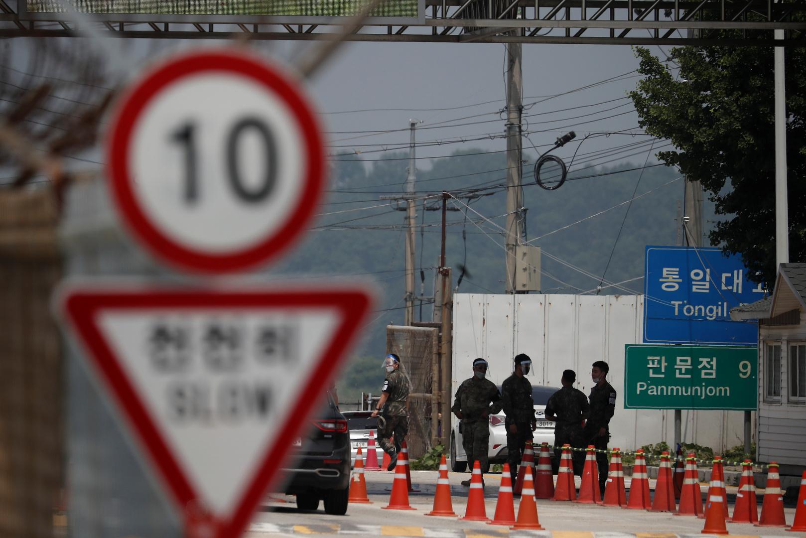 سيئول: إعادة فتح مجمع كيسونغ المشترك مع الشمال تعيد الثقة وتخفف التوتر بين الكوريتين