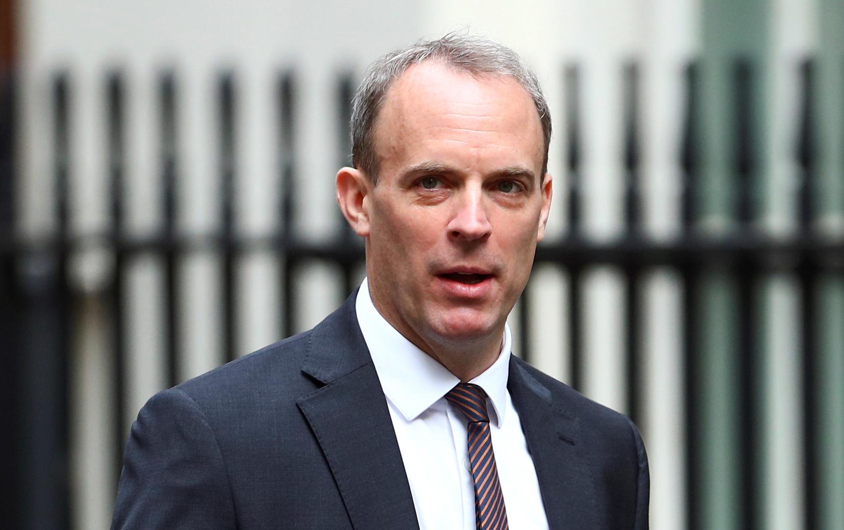 بريطانيا تطالب مجلس الأمن الدولي بمعاقبة إيران على خلفية حادثة الناقلة