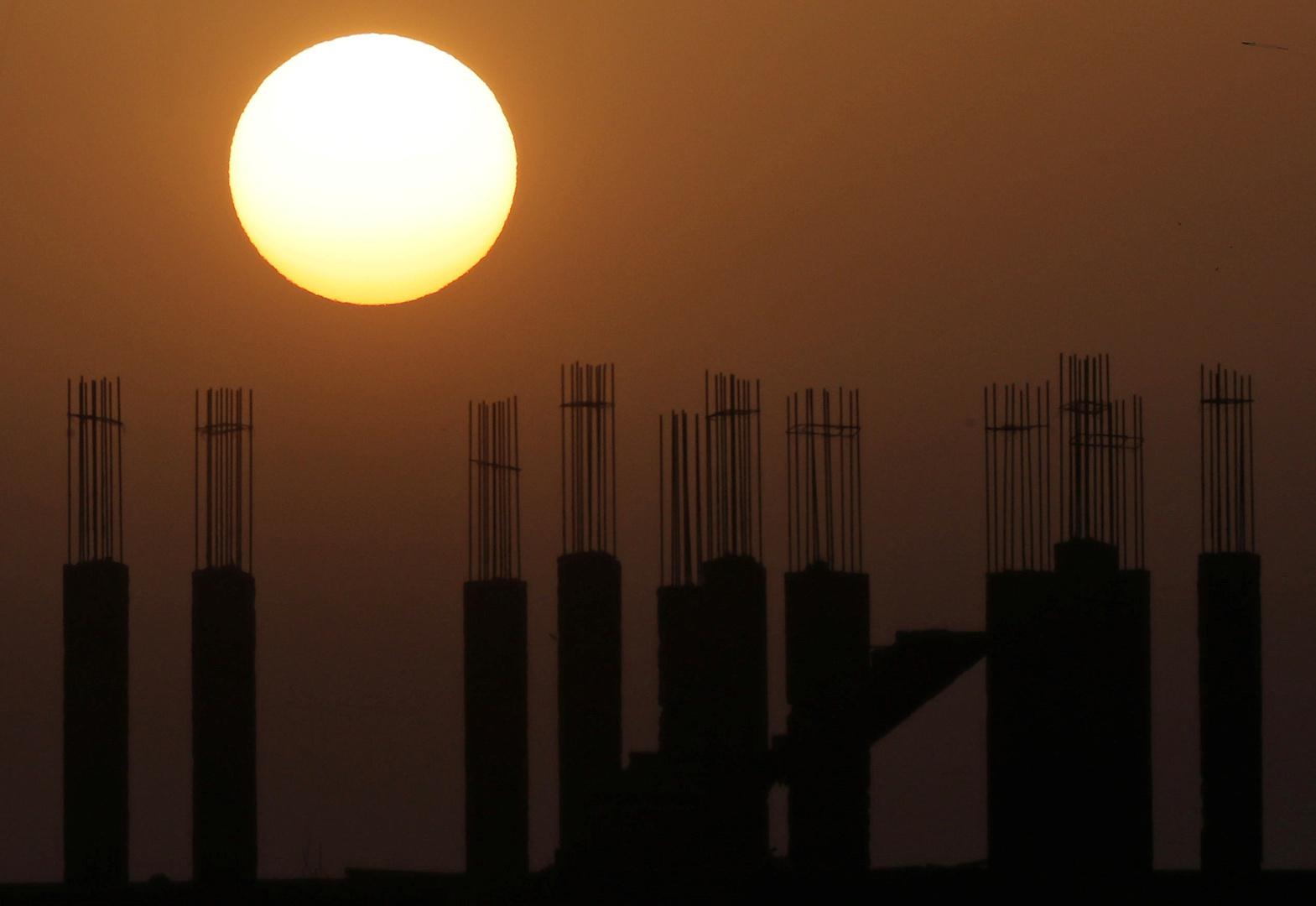 صور الأقمار الصناعية تكشف عن موجة حارة قادمة من تركيا نحو مصر