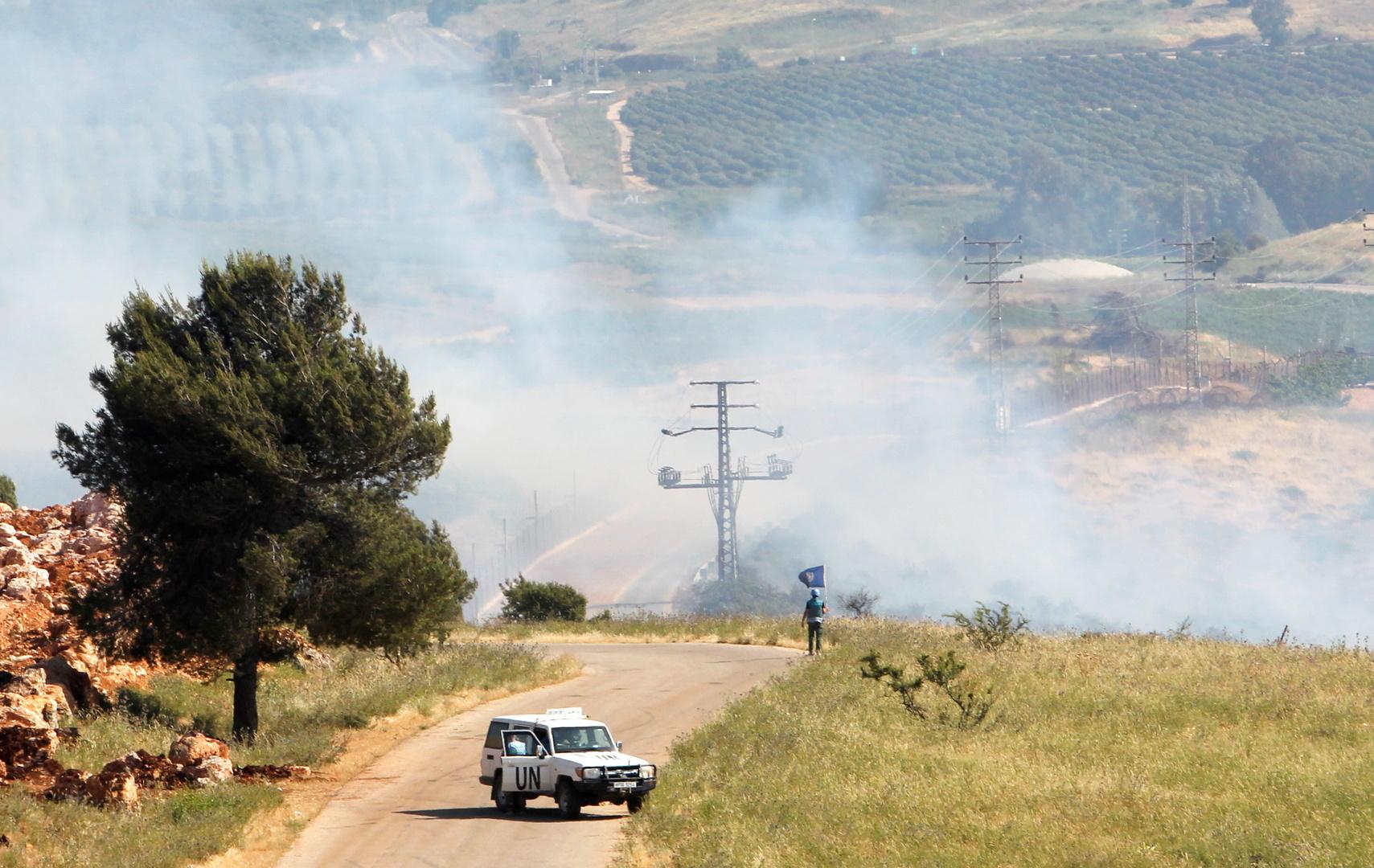 تطورات جولة جديدة من القصف المتبادل عبر حدود إسرائيل ولبنان