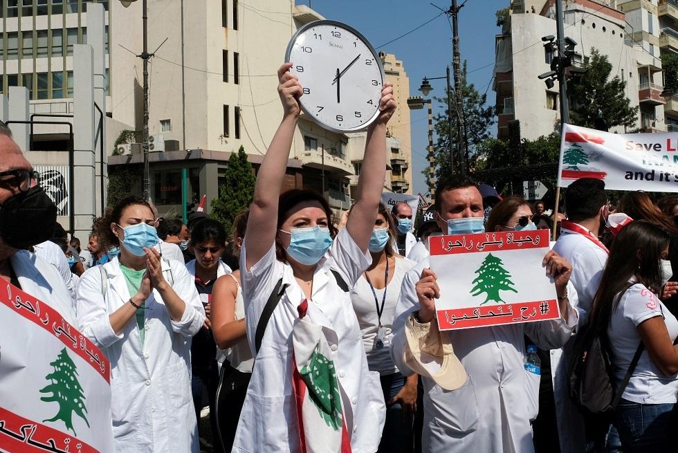 مكتب الرئيس الفرنسي: المشاركون في مؤتمر المانحين للبنان استجابوا لنداء إنساني آخر للأمم المتحدة