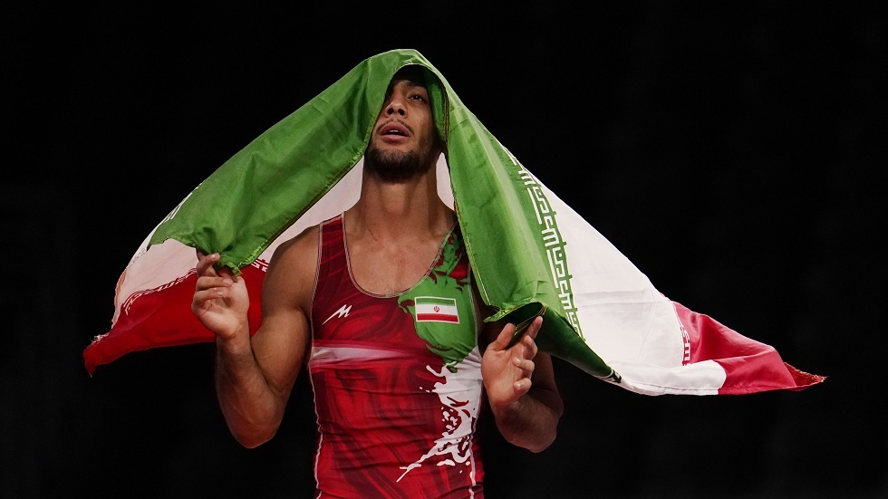 إيران تحصد ميداليتين اليوم في أولمبياد طوكيو
