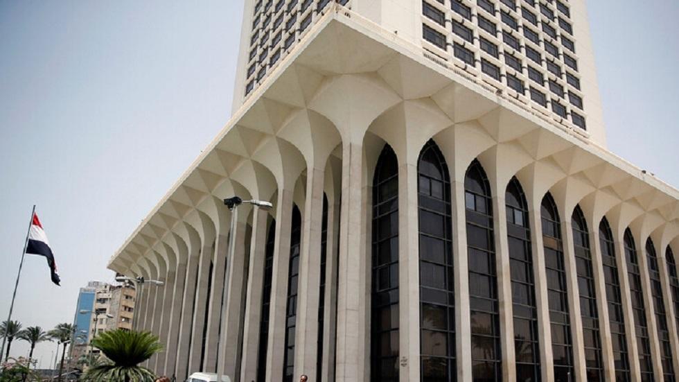مبنى وزارةالخارجية المصرية - أرشيف