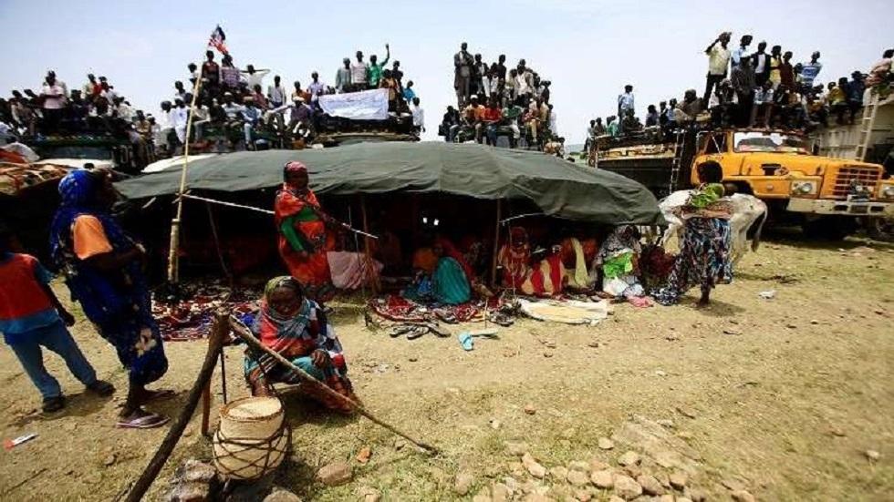 منسقية النازحين في دارفور تتهم الحكومة بتوفير غطاء لمليشيات تنتهك حقوق الإنسان
