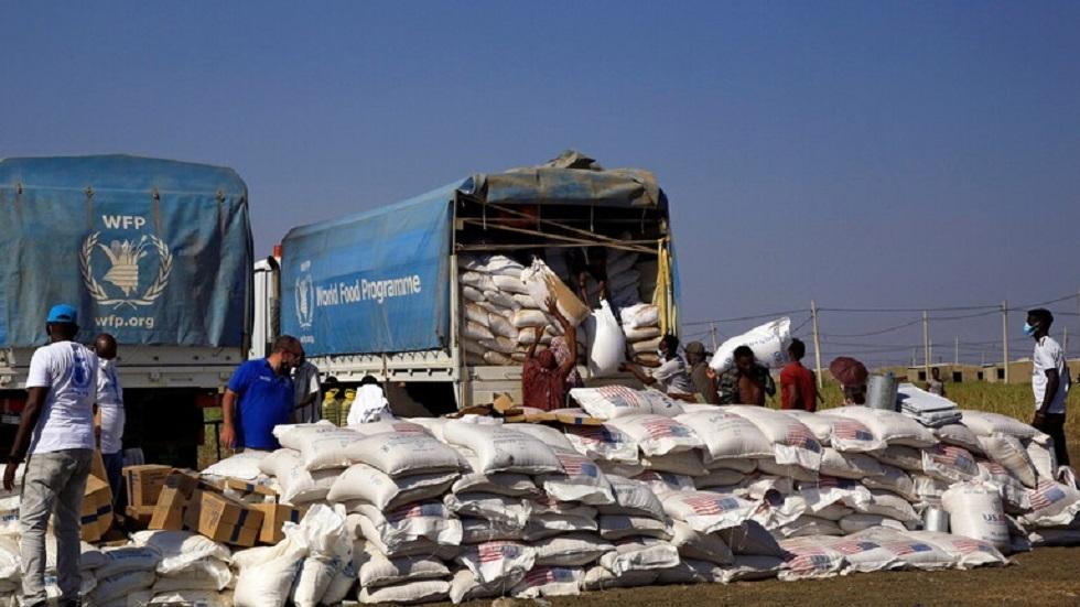 مساعدات إنسانية أممية إلى إثيوبيا - أرشيف