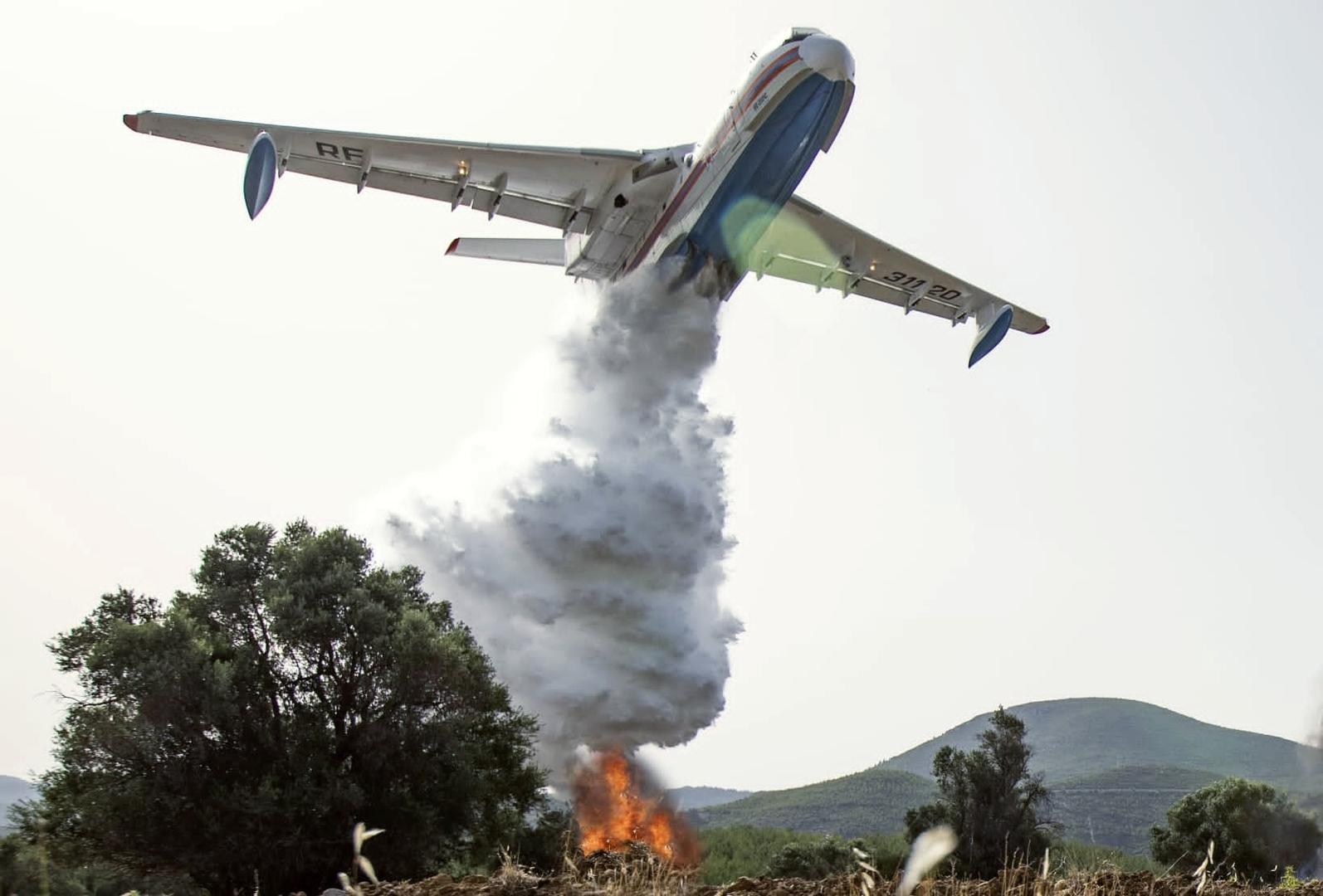 """طائرة """"بي-200"""" الروسية"""