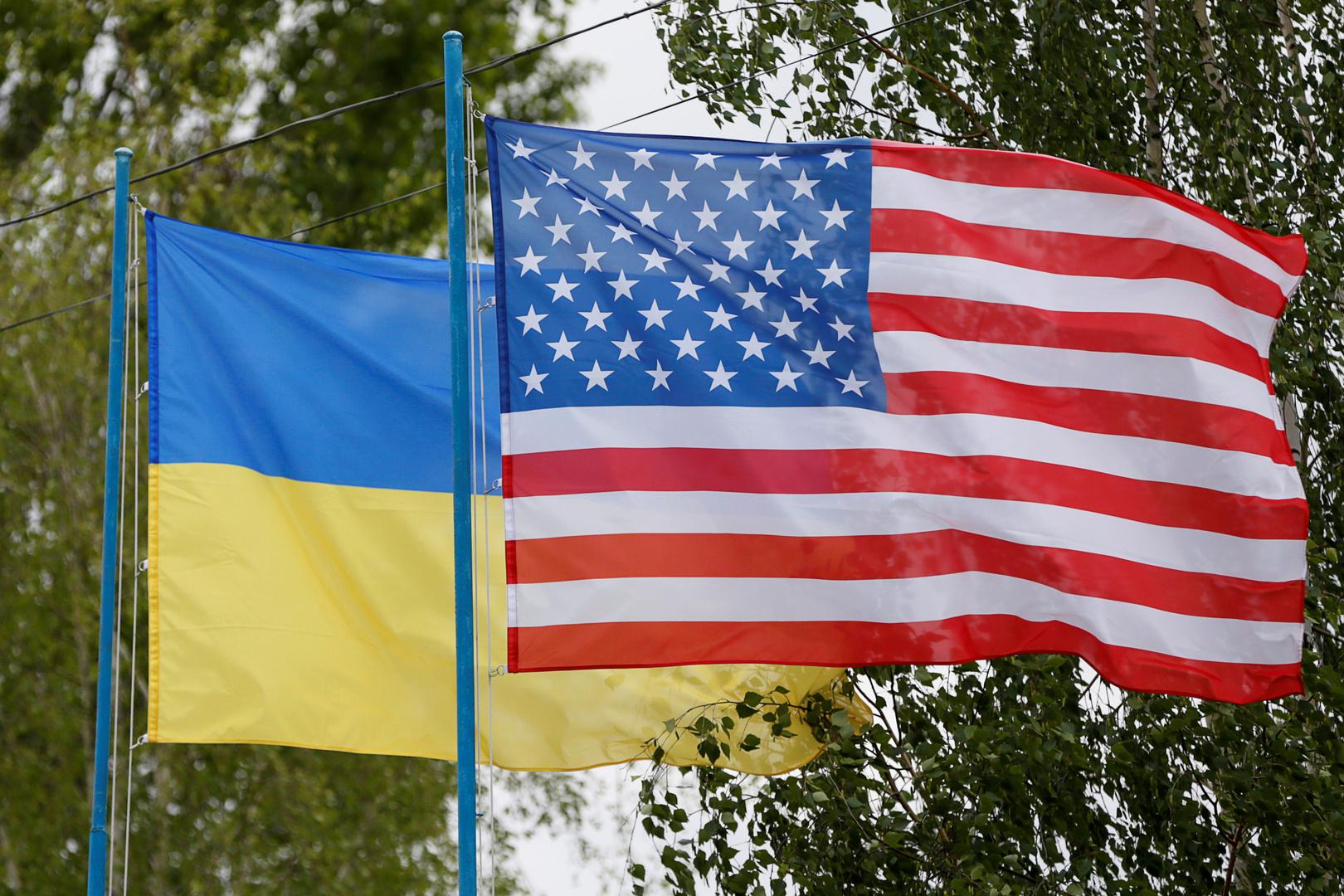 مستشار بايدن يبحث مع وفد أوكراني الوضع في دونباس والتحضير للقاء بايدن زيلينسكي