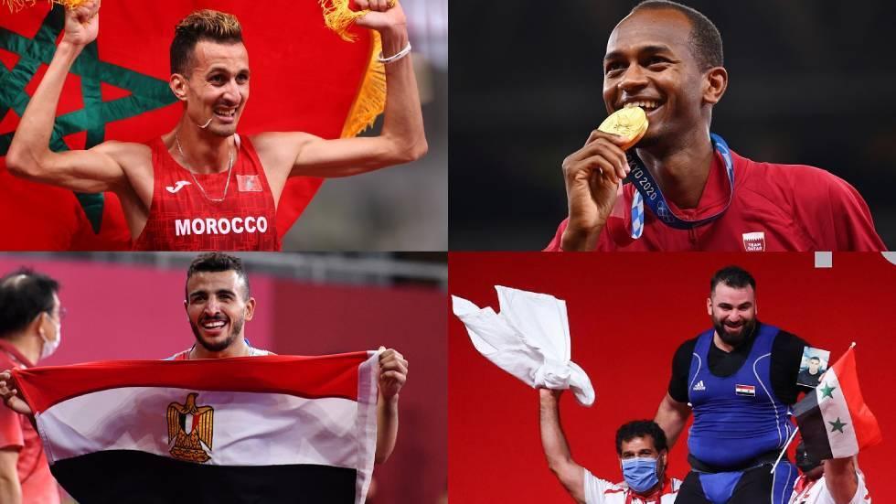 حصيلة ميداليات العرب بعد منافسات اليوم في أولمبياد 2020 .. ميدالية تذهب إلى سوريا