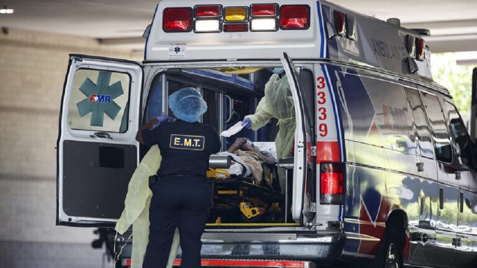 سيارة إسعاف أمريكية - أرشيف