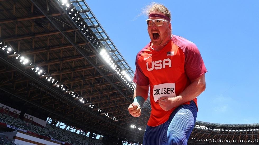 أولمبياد طوكيو.. الأمريكي كراوزر يحطم الرقم الأولمبي ويفوز بذهبية دفع الجلة
