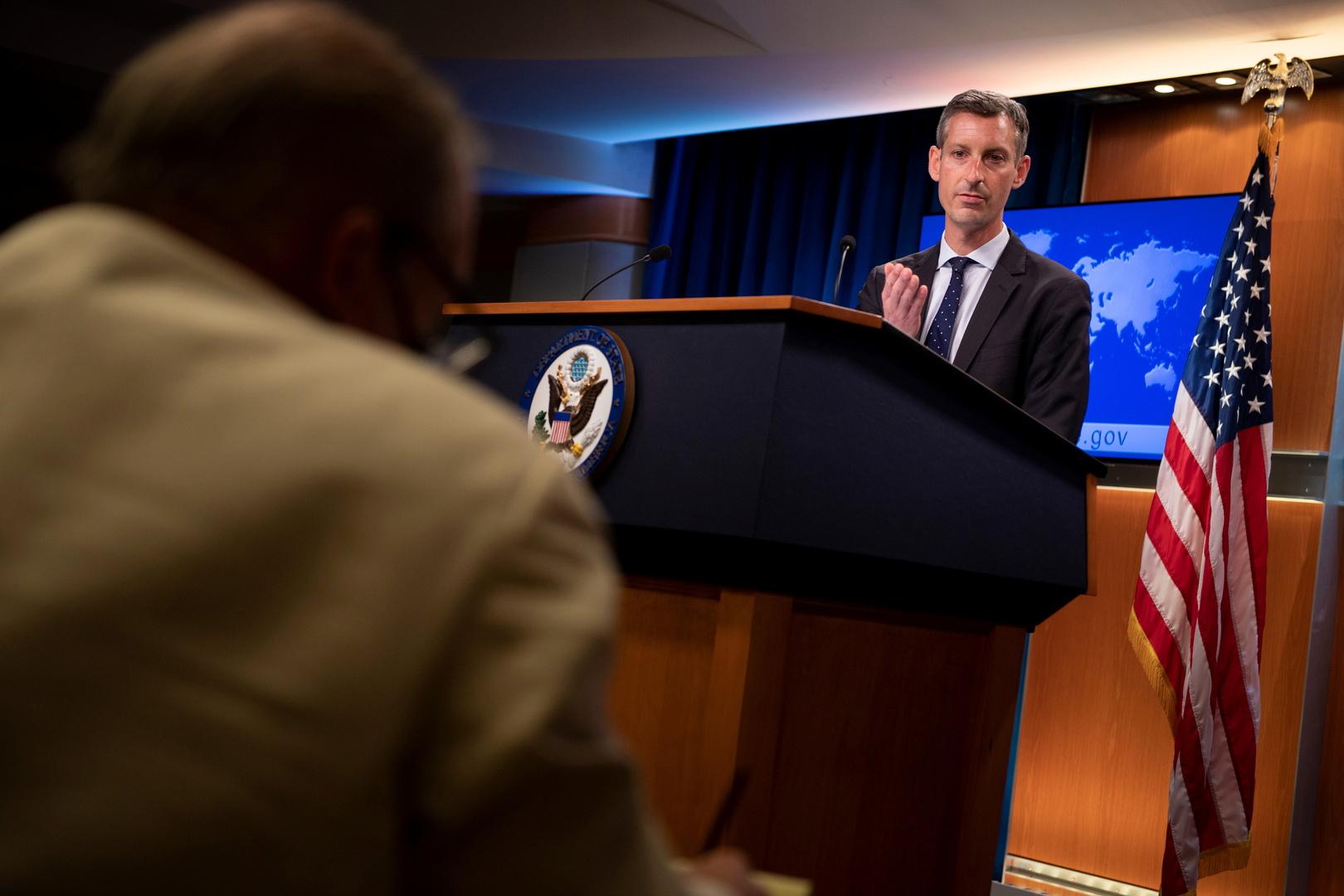 الولايات المتحدة تدعو القادة اللبنانيين إلى دعم تشكيل الحكومة الجديدة