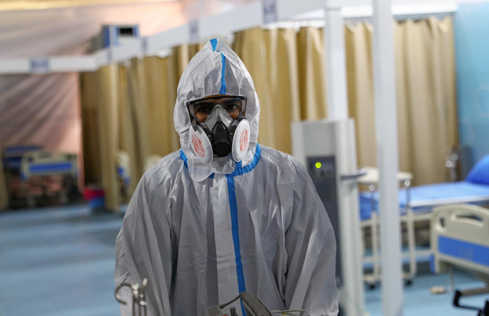 مصر تعلن نسبة خطورة انتشار فيروس كورونا في البلاد