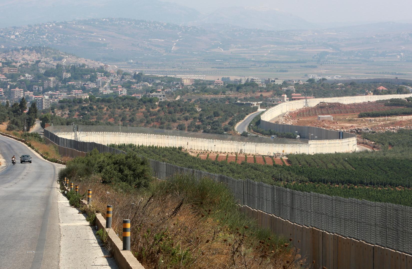 تطورات التصعيد الأخير على الحدود اللبنانية الإسرائيلية