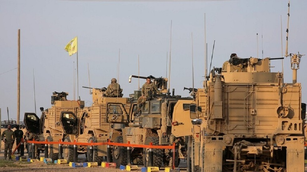 سانا: القوات الأمريكية تخرج رتلا محملا بالنفط السوري إلى شمال العراق