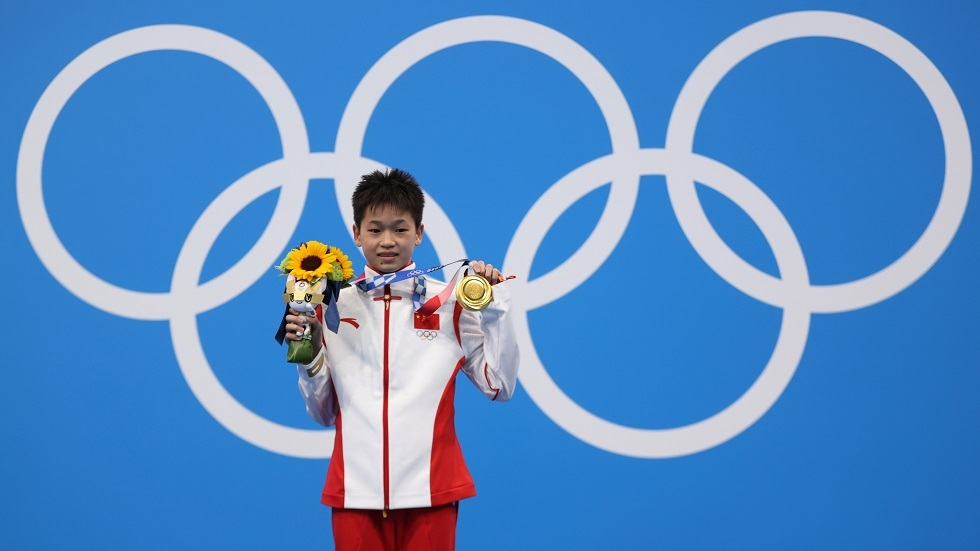 أولمبياد طوكيو.. المراهقة الصينية تشوان تحرز ذهبية الغطس