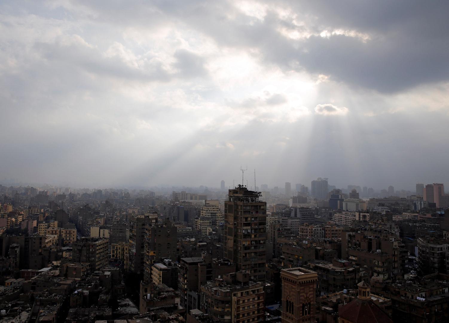 وزارة الري المصرية تعلن تعرض البلاد لظاهرة غريبة